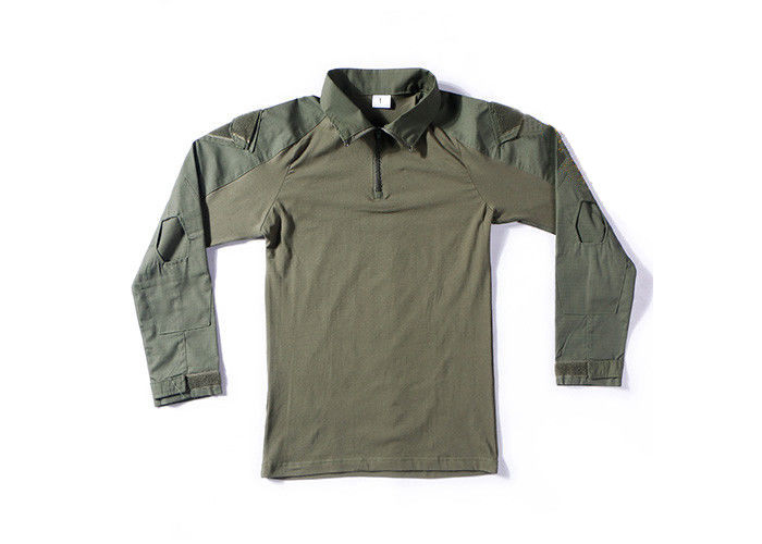 Plain Army Green T-Shirt Combat Shirt,Camo T Shirt Men,Tactical Shirt Combat